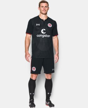 Men's St. Pauli 16/17 Home/Third Replica Jersey  2 Colors $90