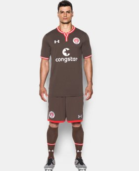 Men's St. Pauli 16/17 Home/Third Replica Jersey LIMITED TIME: FREE SHIPPING  $90