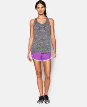 New Arrival  Women's UA Tech™ Tank - Twist LIMITED TIME: FREE SHIPPING 1 Color $32.99