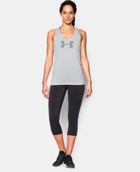 Best Seller Women's UA Tech™ Tank - Twist LIMITED TIME: FREE SHIPPING 1 Color $27.99
