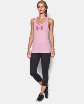 Women's UA Tech™ Tank - Twist  1 Color $27.99