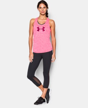 Women's UA Tech™ Tank - Twist LIMITED TIME: FREE U.S. SHIPPING 1 Color $15.74 to $20.99