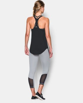 Women's UA Technical Racer Back Tank  3 Colors $33.99