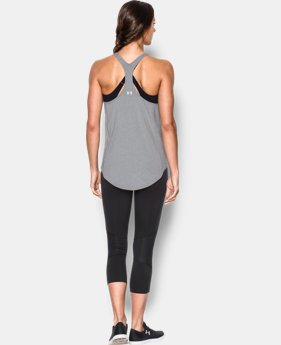 Women's UA Technical Racer Back Tank LIMITED TIME: FREE SHIPPING  $49.99