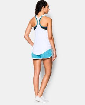 Women's UA Technical Racer Back Tank  1 Color $37.99