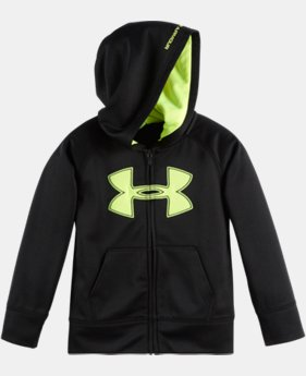 Boys' Toddler UA Big Logo Hoodie