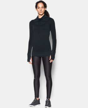 Women's UA Threadborne™ Seamless Funnel Neck  1 Color $79.99