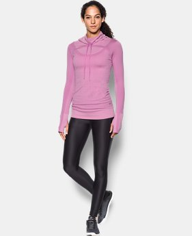 Women's UA Threadborne™ Seamless Funnel Neck  1 Color $69.99