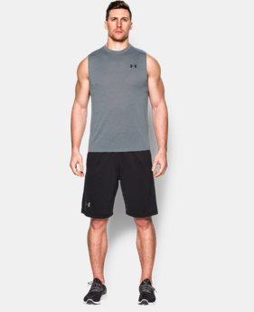 Best Seller Men's UA Tech™ Muscle Tank LIMITED TIME: FREE SHIPPING 1 Color $24.99
