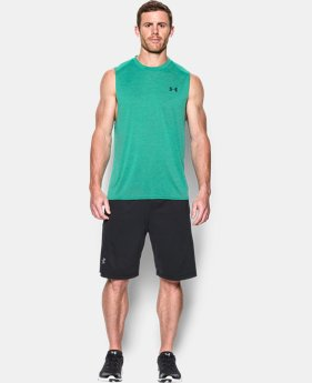 Men's UA Tech™ Muscle Tank  1 Color $18.99