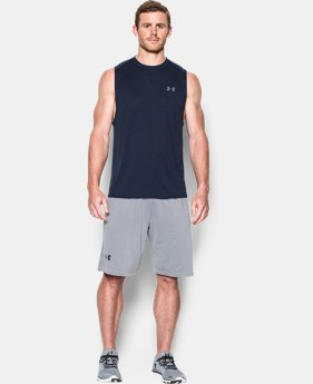 New Arrival Men's UA Tech™ Muscle Tank LIMITED TIME: FREE SHIPPING 1 Color $24.99