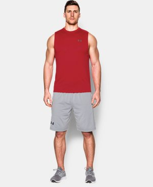 Men's UA Tech™ Muscle Tank LIMITED TIME OFFER + FREE U.S. SHIPPING 5 Colors $18.74
