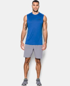 Best Seller Men's UA Tech™ Muscle Tank  1 Color $24.99