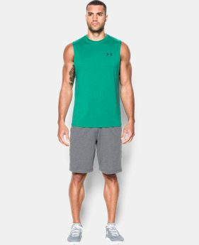 Men's UA Tech™ Muscle Tank LIMITED TIME: FREE U.S. SHIPPING 2 Colors $18.99