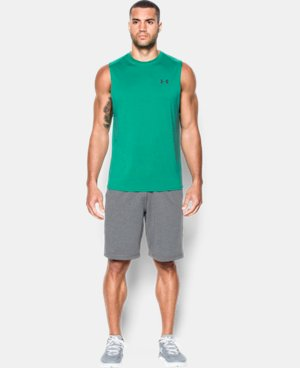 Men's UA Tech™ Muscle Tank LIMITED TIME OFFER + FREE U.S. SHIPPING 1 Color $18.74