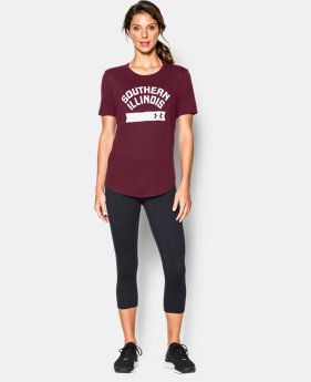 Women's Southern Illinois UA Short Sleeve Crew