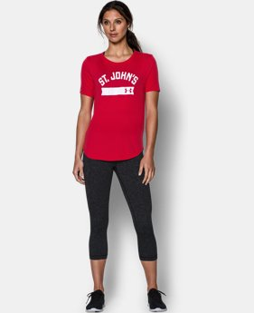 Women's St. John's UA Short Sleeve Crew