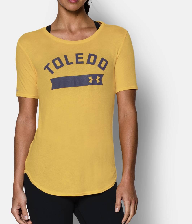 Women s toledo ua short sleeve crew under armour us for You will do better in toledo shirt