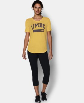 Women's UMBC UA Short Sleeve Crew LIMITED TIME: FREE SHIPPING  $29.99