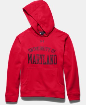 Boys' Maryland Armour® Fleece Hoodie