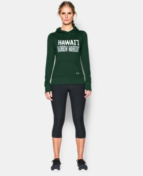 Women's Hawai'i UA French Terry Hoodie