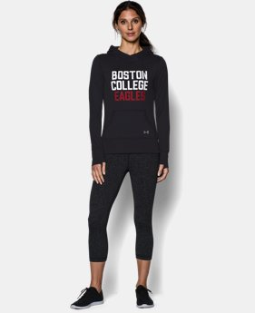 Women's Boston College UA French Terry Hoodie