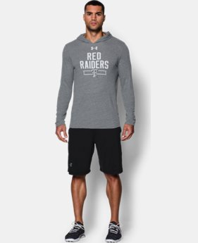 Men's Texas Tech Charged Cotton® Tri-Blend Hoodie LIMITED TIME: FREE U.S. SHIPPING 1 Color $44.99