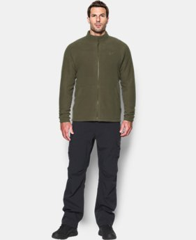 Men's UA Tactical Superfleece Jacket  3  Colors Available $134.99