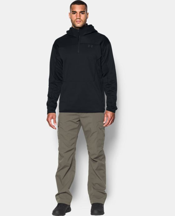 Men's UA Tactical ¼ Zip Hoodie LIMITED TIME: FREE U.S. SHIPPING 1 Color $59.99