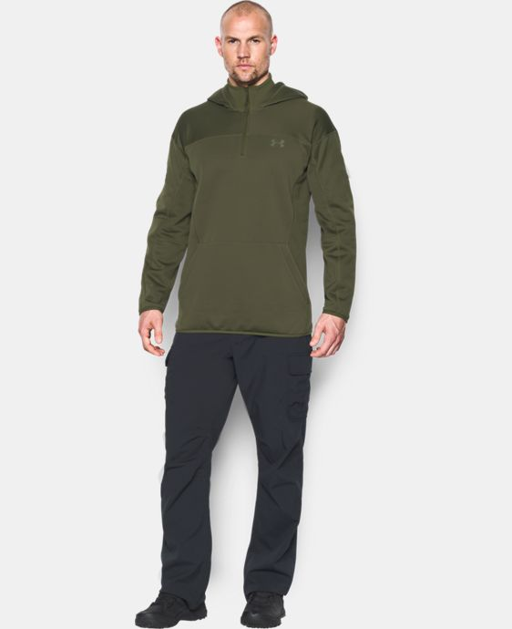 Men's UA Tactical ¼ Zip Hoodie  3 Colors $79.99