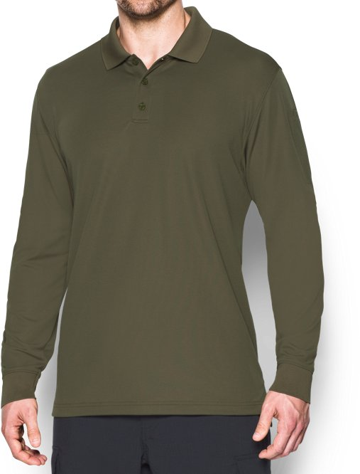 281bc558 This review is fromMen's UA Tactical Performance Long Sleeve Polo.