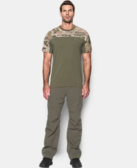 Men's UA Tactical Combat T-Shirt  1 Color $49.99
