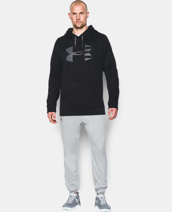 Men's UA Freedom Storm Tonal BFL Hoodie LIMITED TIME: FREE U.S. SHIPPING 1 Color $54.99