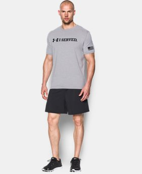 Men's UA Freedom I SERVED T-Shirt  1 Color $29.99