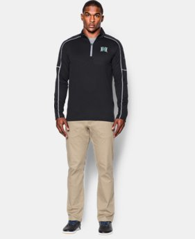 Men's Hawai'i UA Proven Mock ¼ Zip  1 Color $48.99
