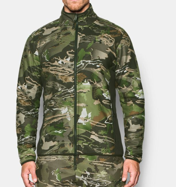 3946ba2ca97ef Men's UA Stealth Fleece Jacket | Under Armour US