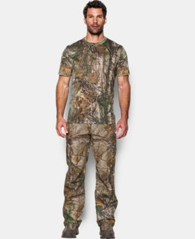 Men's UA Tech™ Camo Short Sleeve T-Shirt   $29.99