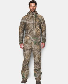 Mwn's UA Storm Early Season ½ Zip Jacket
