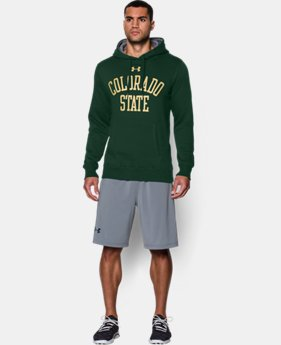 Men's Colorado State UA Rival Fleece Hoodie