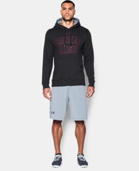 Men's Southern Illinois UA Rival Fleece Hoodie