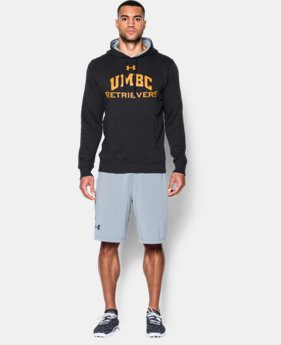Men's UMBC UA Rival Fleece Hoodie LIMITED TIME: FREE U.S. SHIPPING 1 Color $54.99
