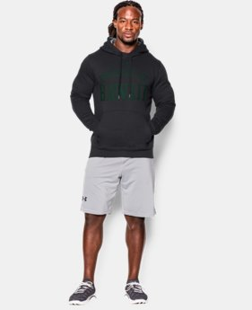Men's Hawai'i UA Rival Fleece Hoodie