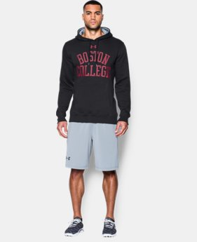 Men's Boston College UA Rival Fleece Hoodie