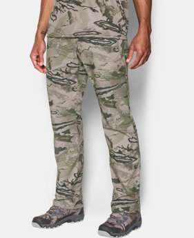 Men's UA Storm Covert Camo Pants  3 Colors $89.99
