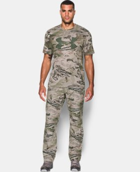 Men's UA Storm Covert Camo Pants  2 C