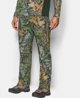 Men's UA Storm Covert Camo Pants  1 Color $67.49