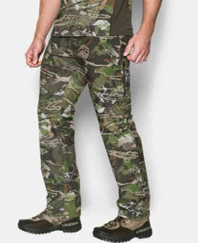 Men's UA Storm Covert Camo Pants LIMITED TIME: 25% OFF 3 Colors $67.49