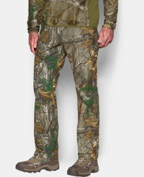 New Arrival Men's UA Storm Covert Camo Pants  1 Color $89.99