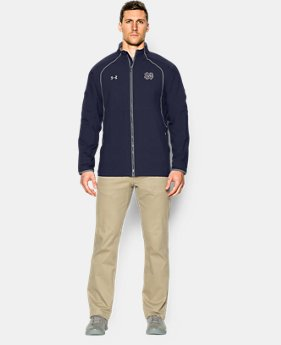 Men's Notre Dame UA Jacket  1 Color $62.24