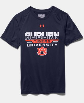 Kids' Auburn UA Tech™ T-Shirt